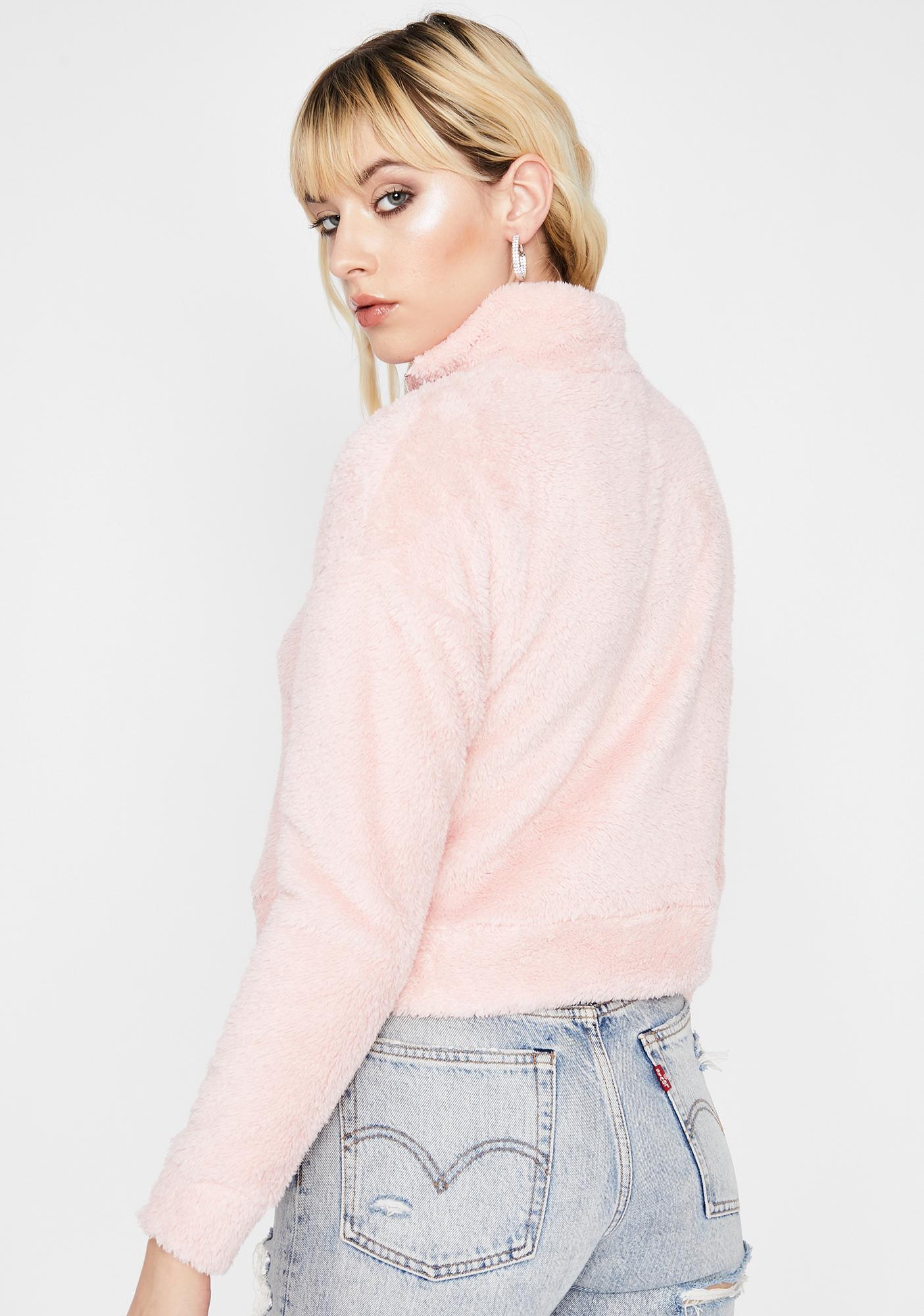 Plush Stunna Pullover Fleece
