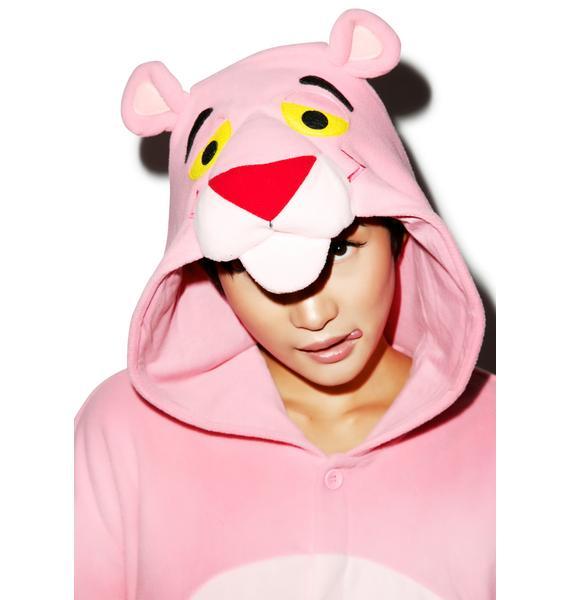 Sazac Pink Panther Kigurumi