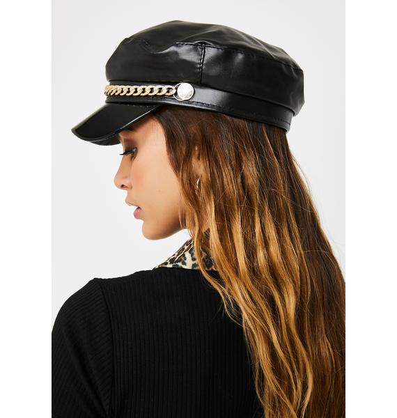 Escape Route Biker Cap