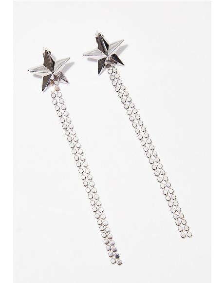 Star Shooter Earrings