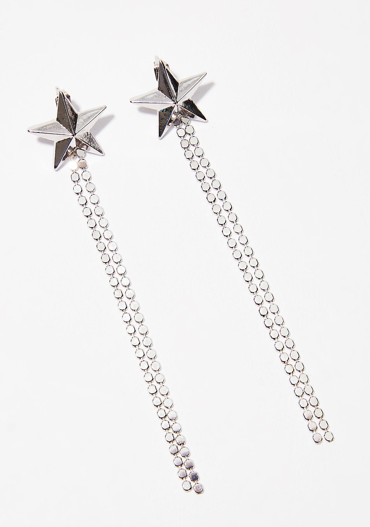 Star Shooter Earrings