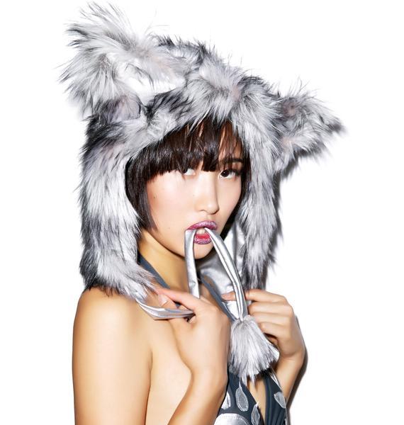 J Valentine Big Bad Wolf Hood