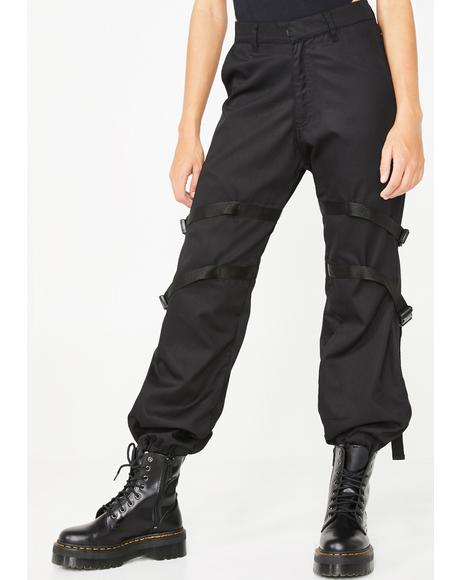 Buckle Clive Cargo Trousers