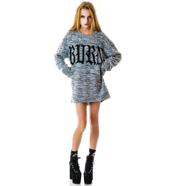 UNIF Burn Sweater