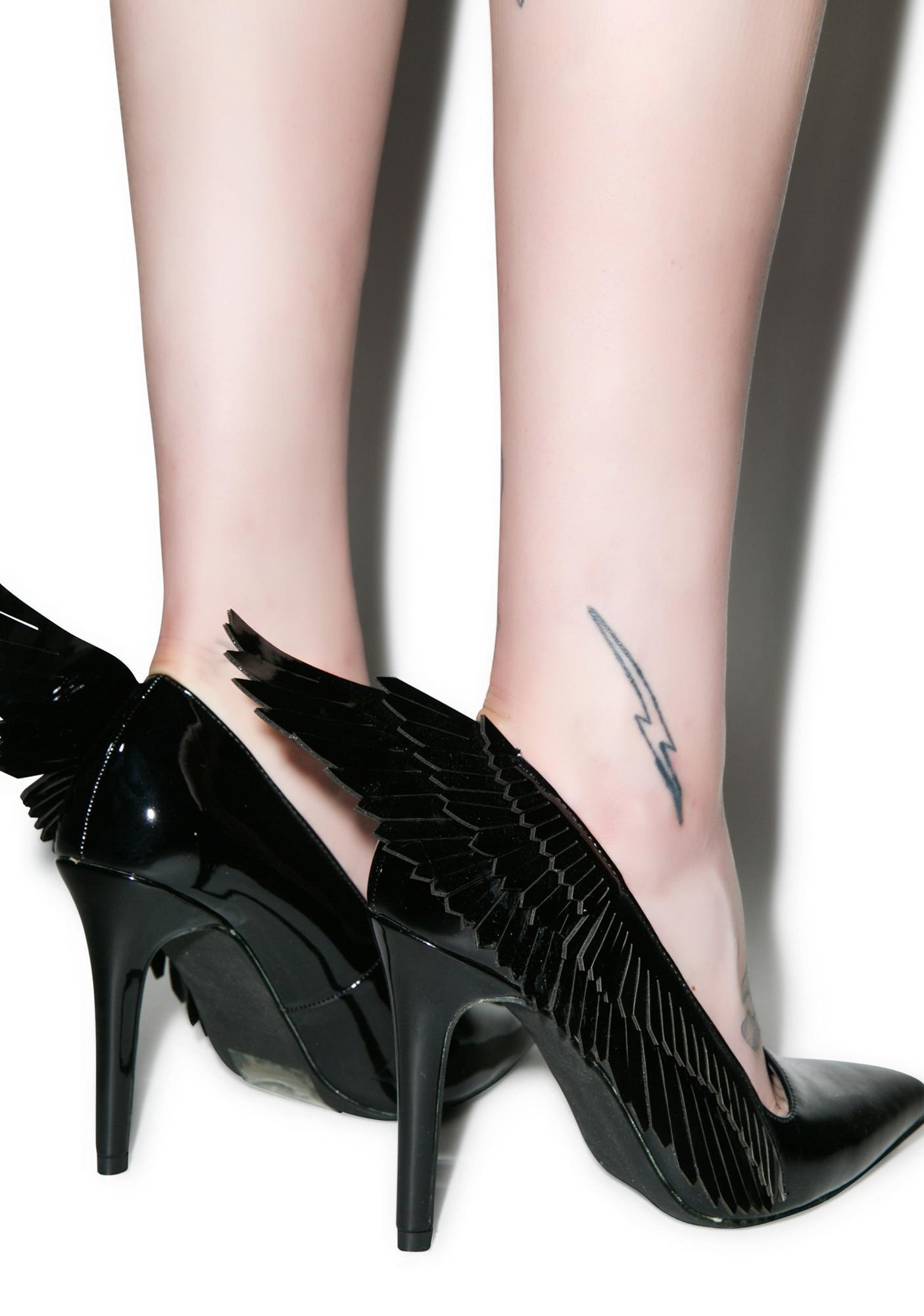 Y.R.U. Patent Angyl Heel