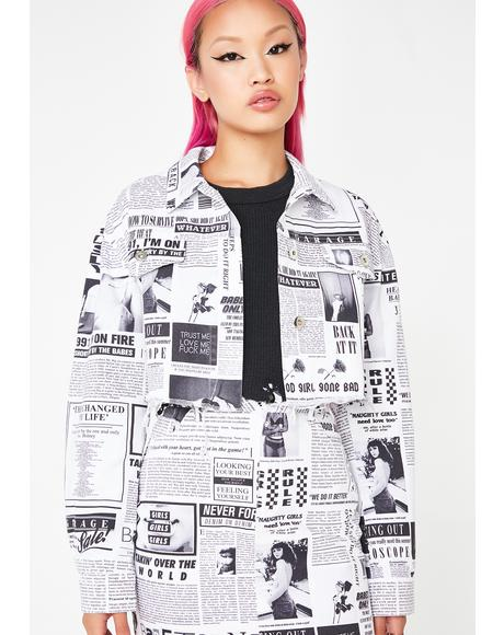 Carrie Paper Jacket