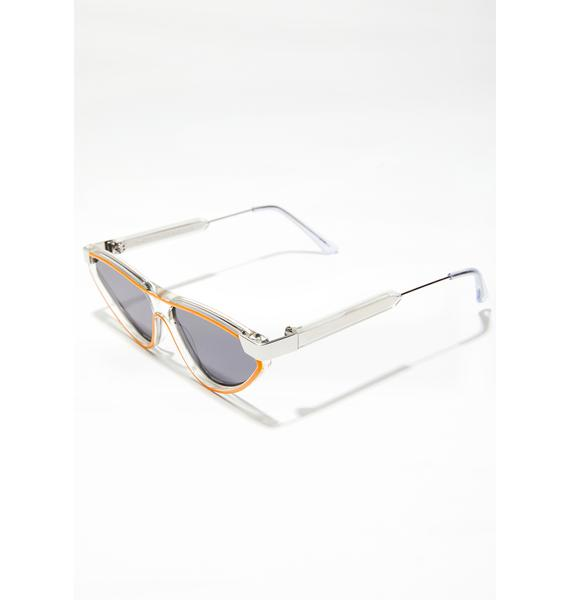 Spitfire Tangy Snap Sunglasses