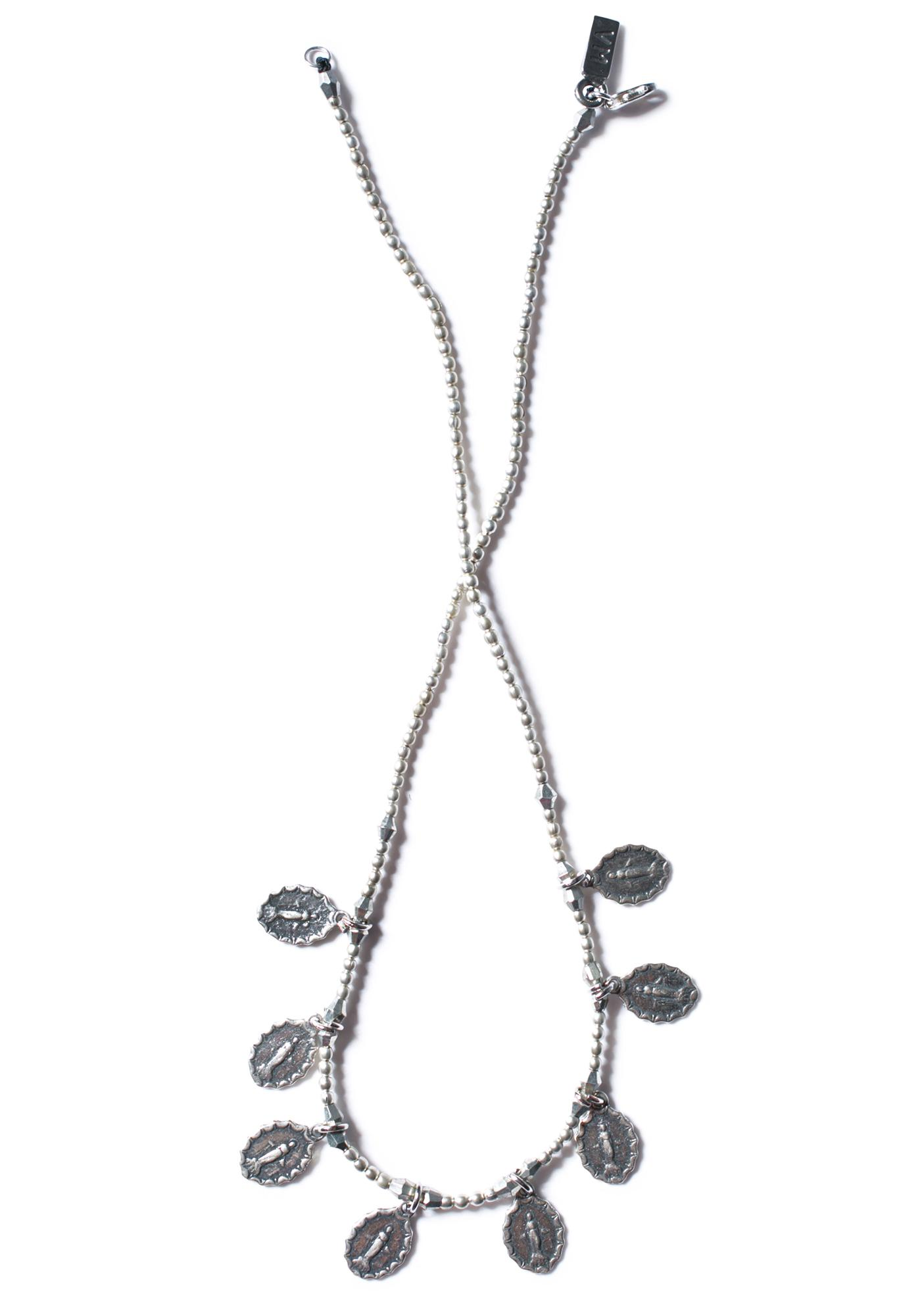 Vanessa Mooney The Cherokee Silver Necklace