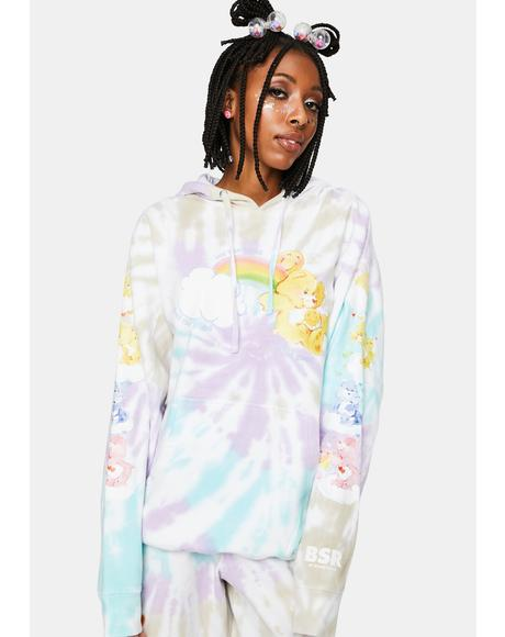 Be The Good Tie Dye Hoodie