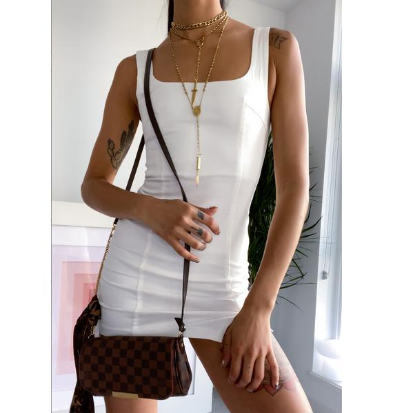 Pure Lust For Life Mini Dress