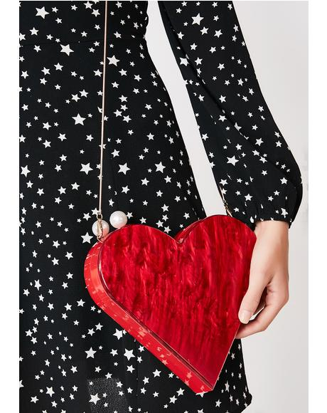 Heart Of Stone Crossbody Bag