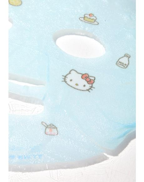 Tea Time Hello Kitty Mask