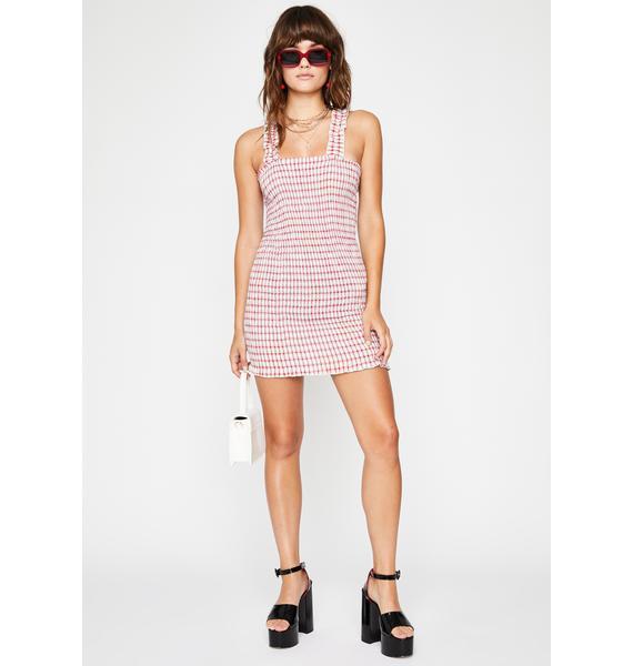 Little Crush Gingham Dress