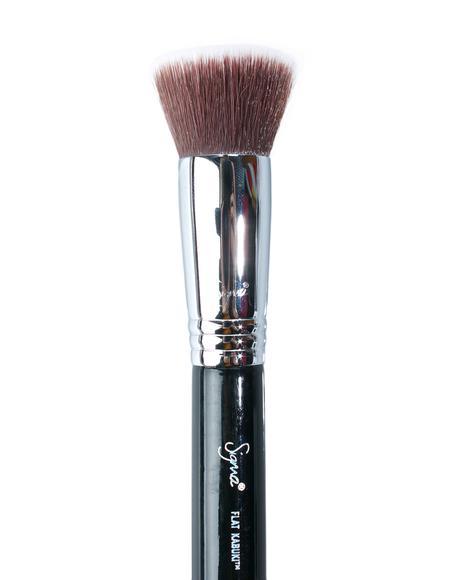 F80 Flat Kabuki Brush