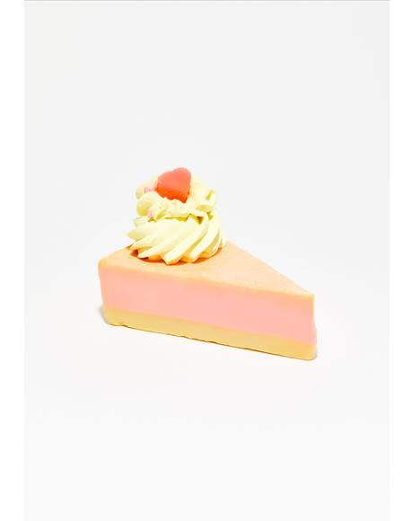 Pink Sugar Pie Soap
