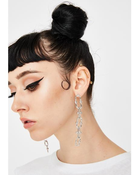 All The Attention Drop Earrings