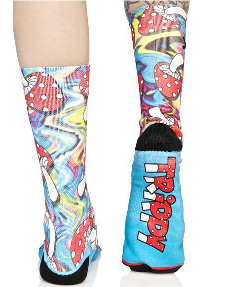 Shrooms Socks