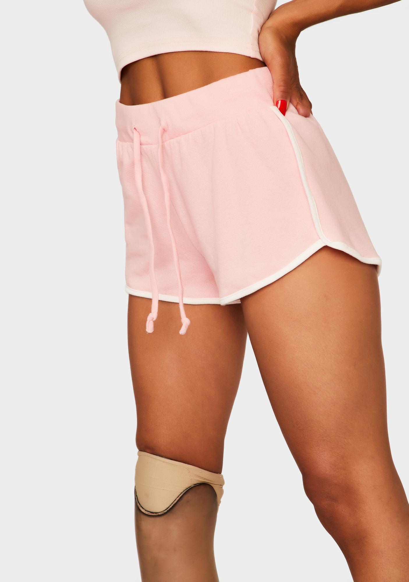 Bae Just Chillin' Dolphin Shorts