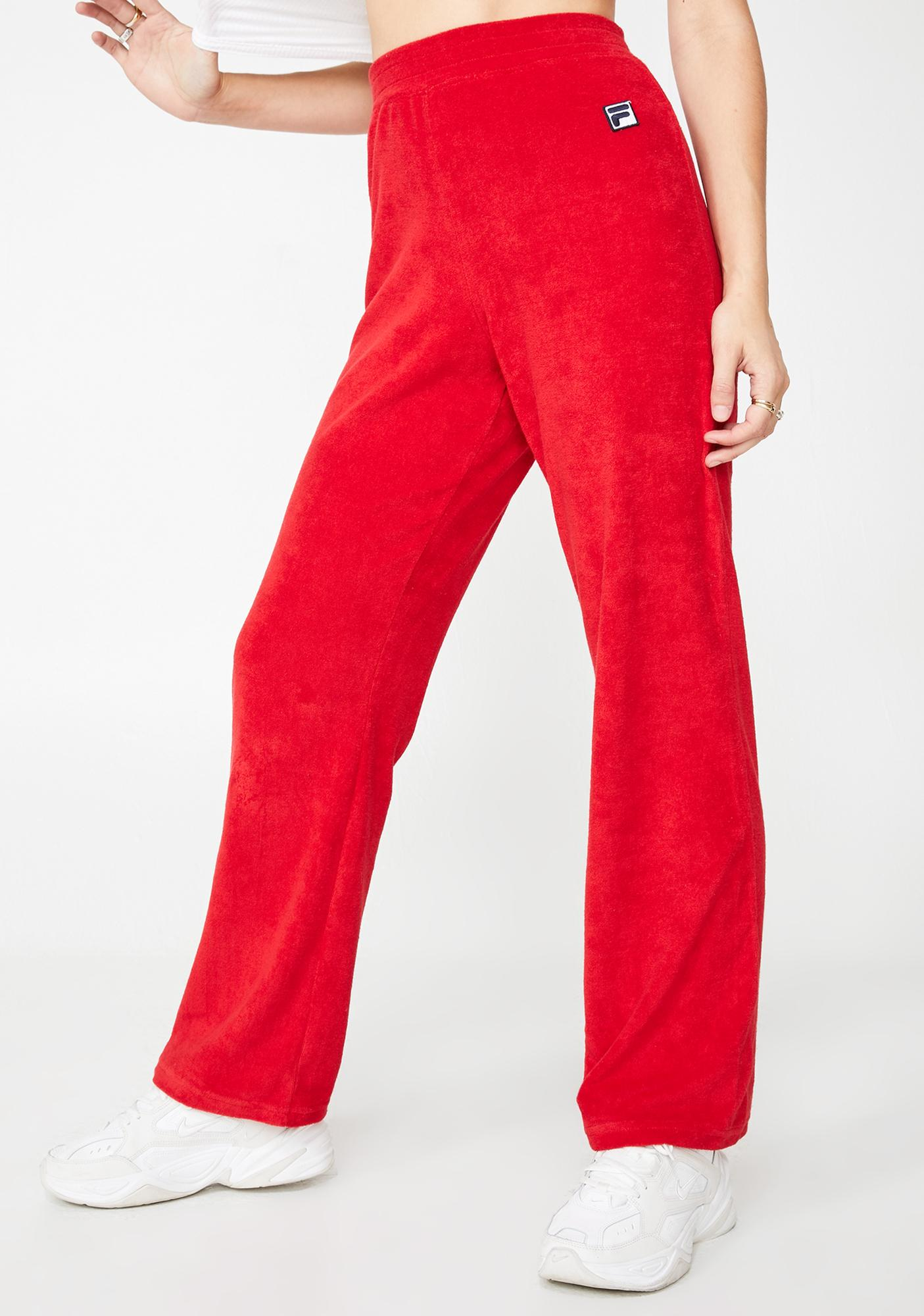 Fila Priscila Terry Pants