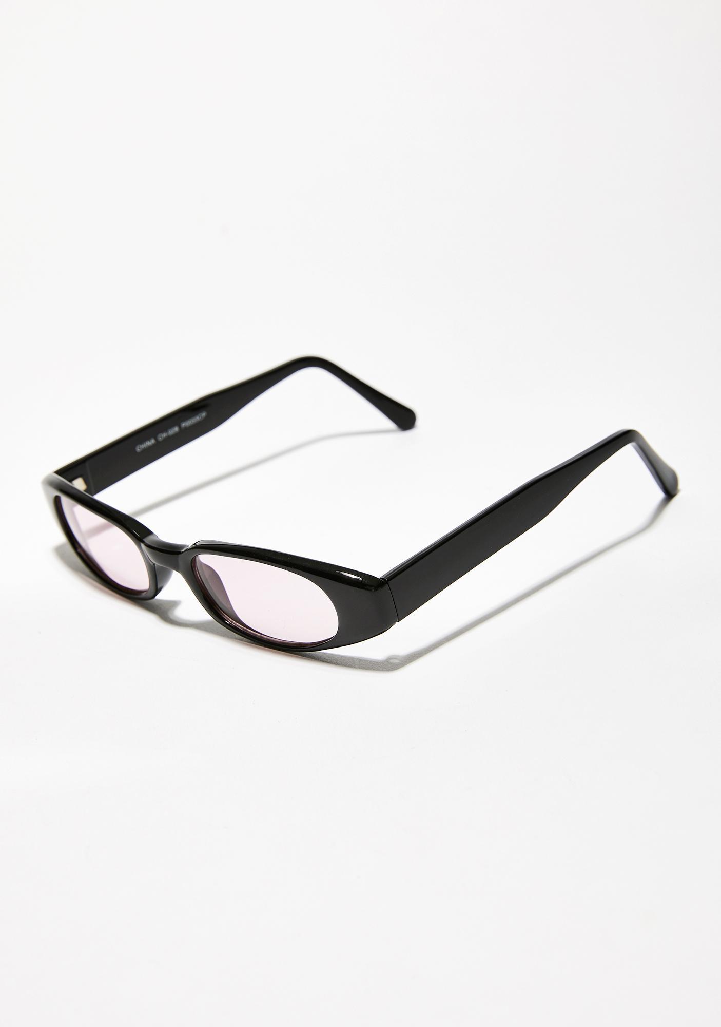 Sweet Lulu Retro Sunglasses