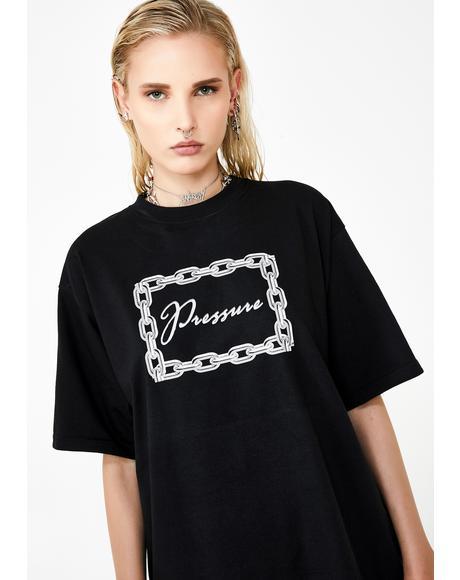 Chain Graphic Tee