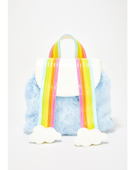 Chasing Rainbows Mini Backpack