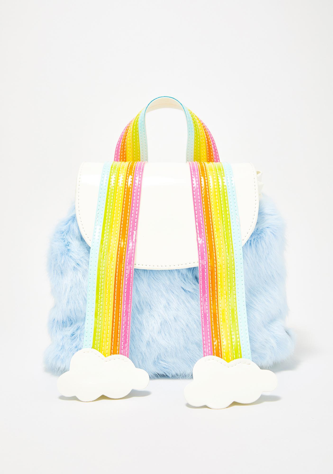 Sugar Thrillz Chasing Rainbows Mini Backpack