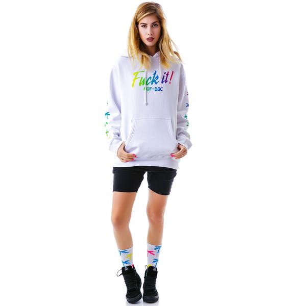 HUF Spring Break Pullover