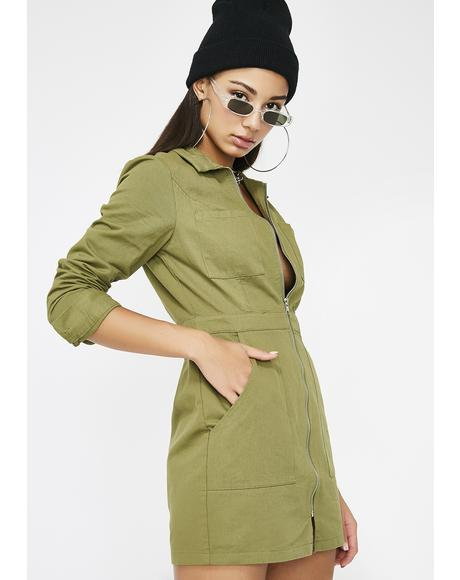 Bad Azz Babe Mini Dress