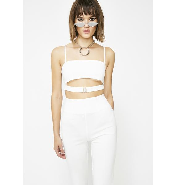 A Lister Crop Top Set