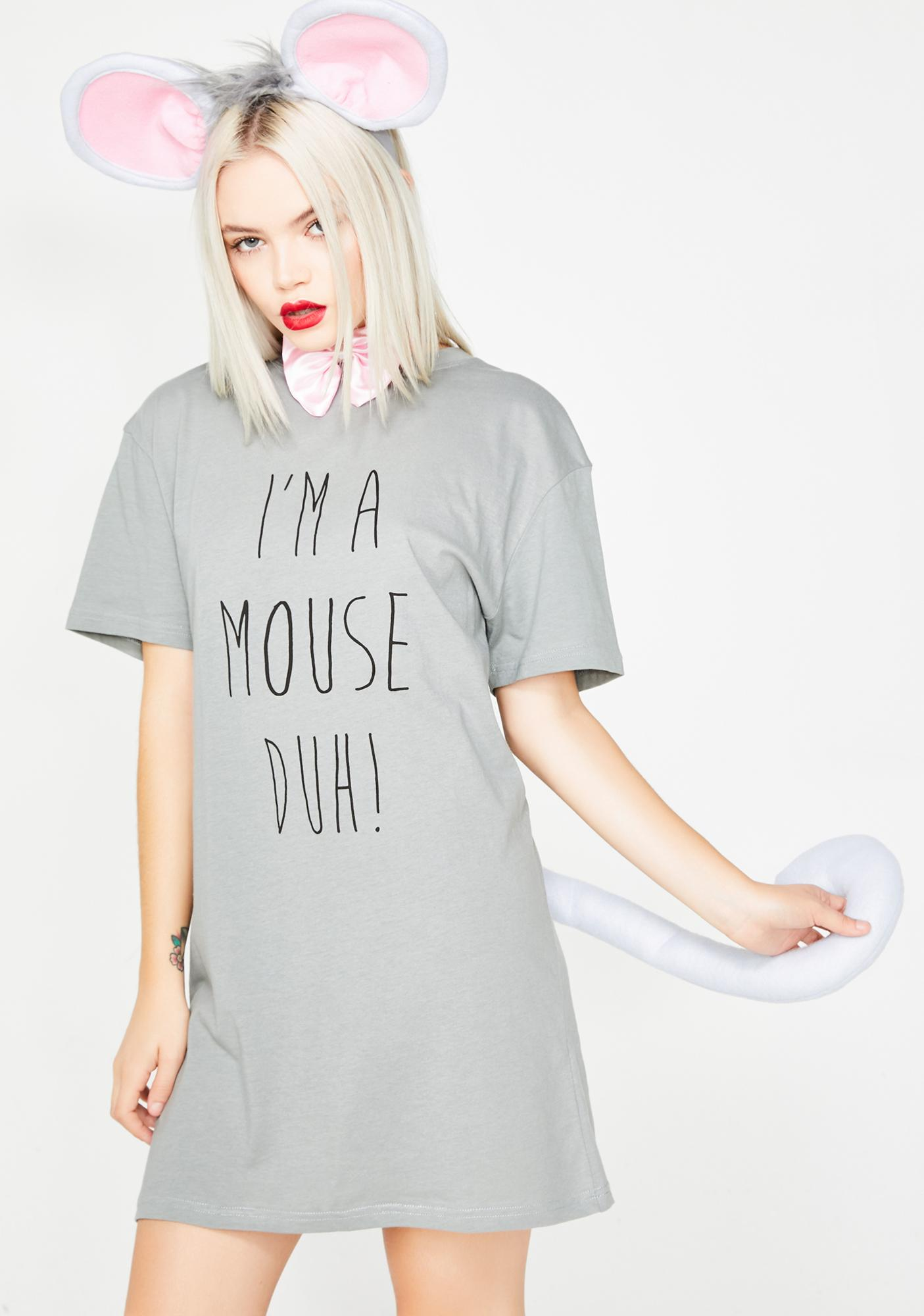 Trickz N' Treatz I'm A Mouse Graphic Tee