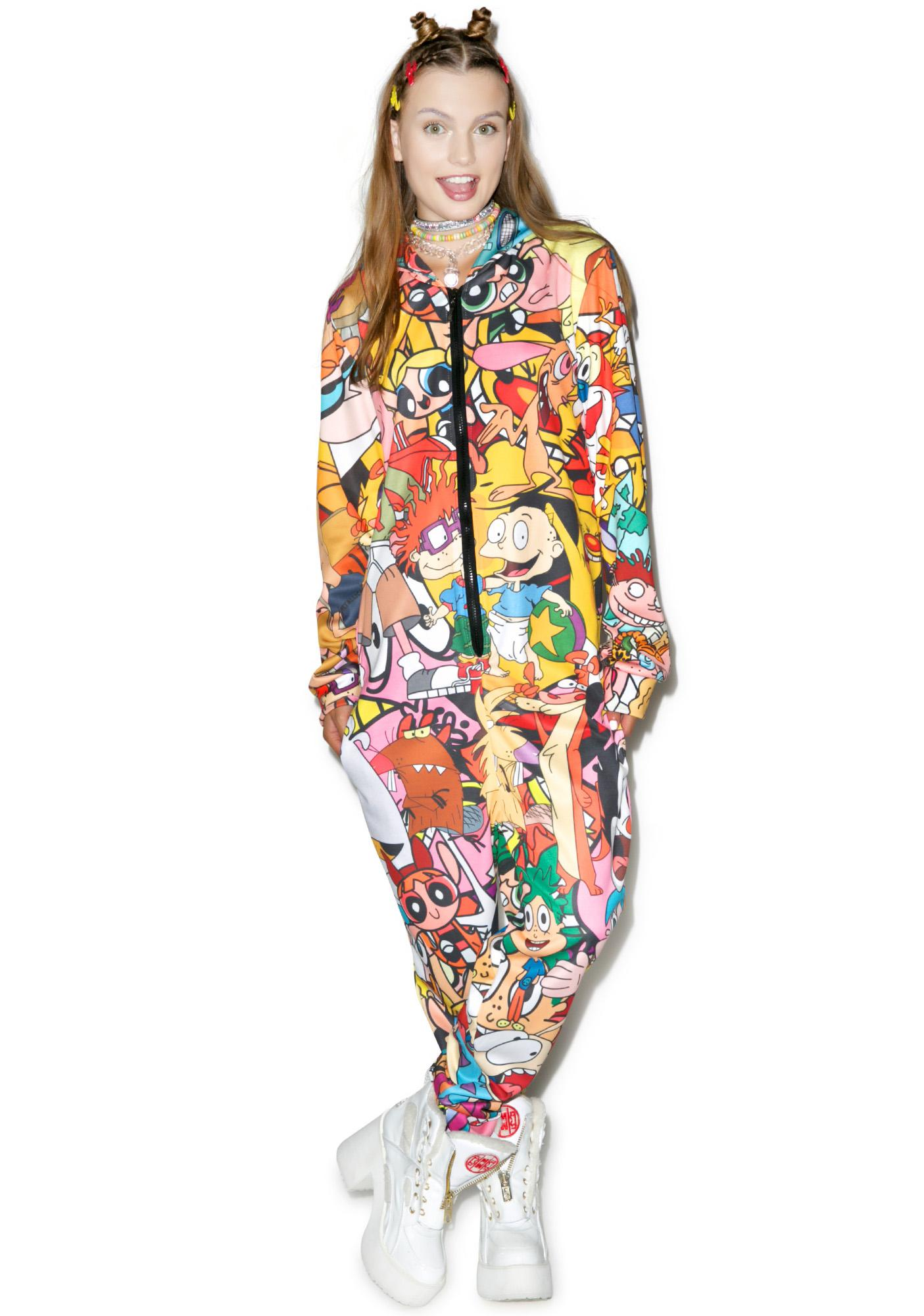 fc6640be0c73 Totally 90s Jumpsuit