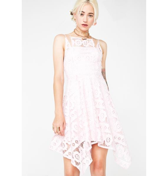 Love Spell Lace Dress