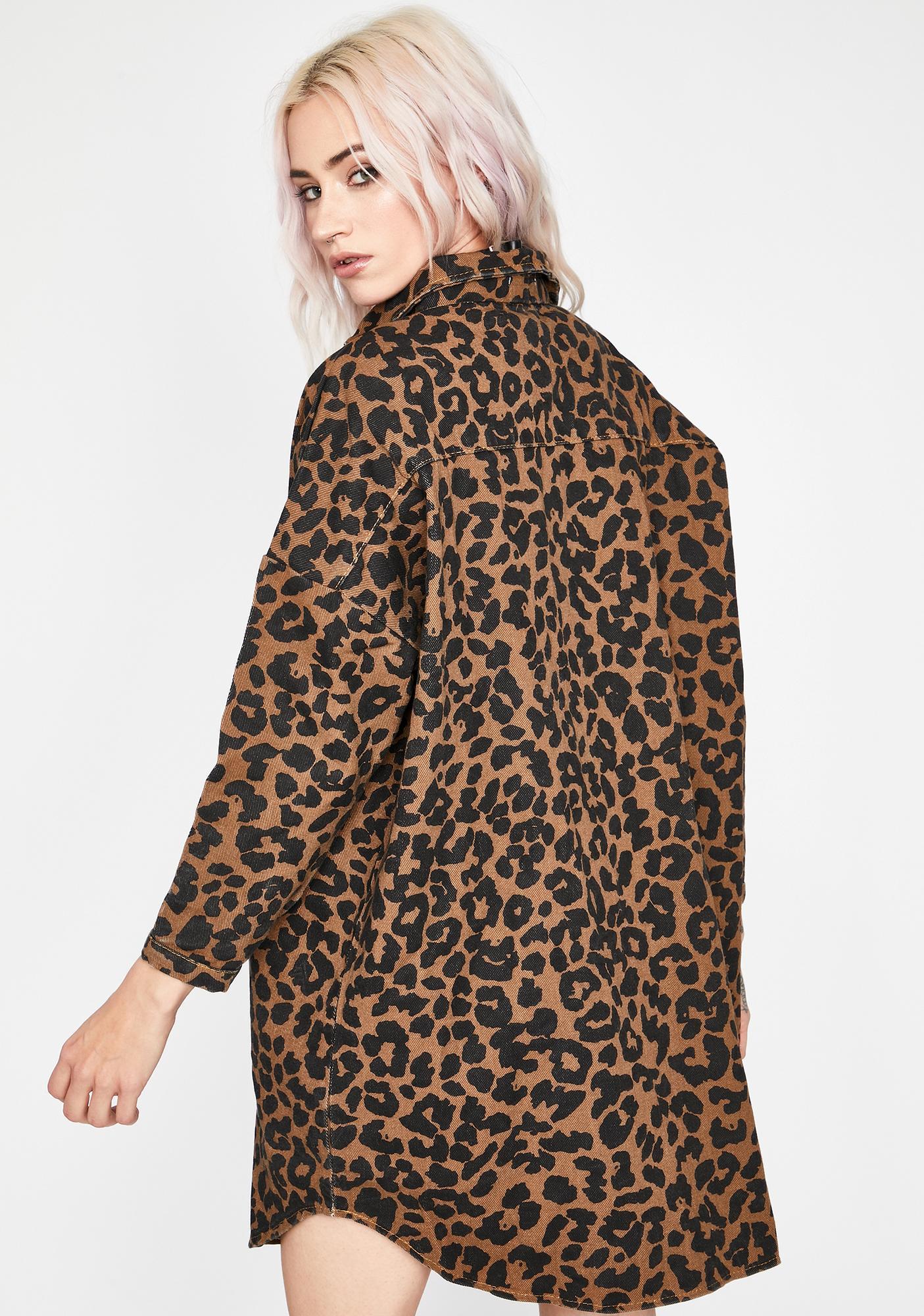 Killa Kitty Denim Jacket
