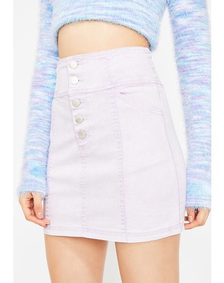 Hunny Bunny Mini Skirt