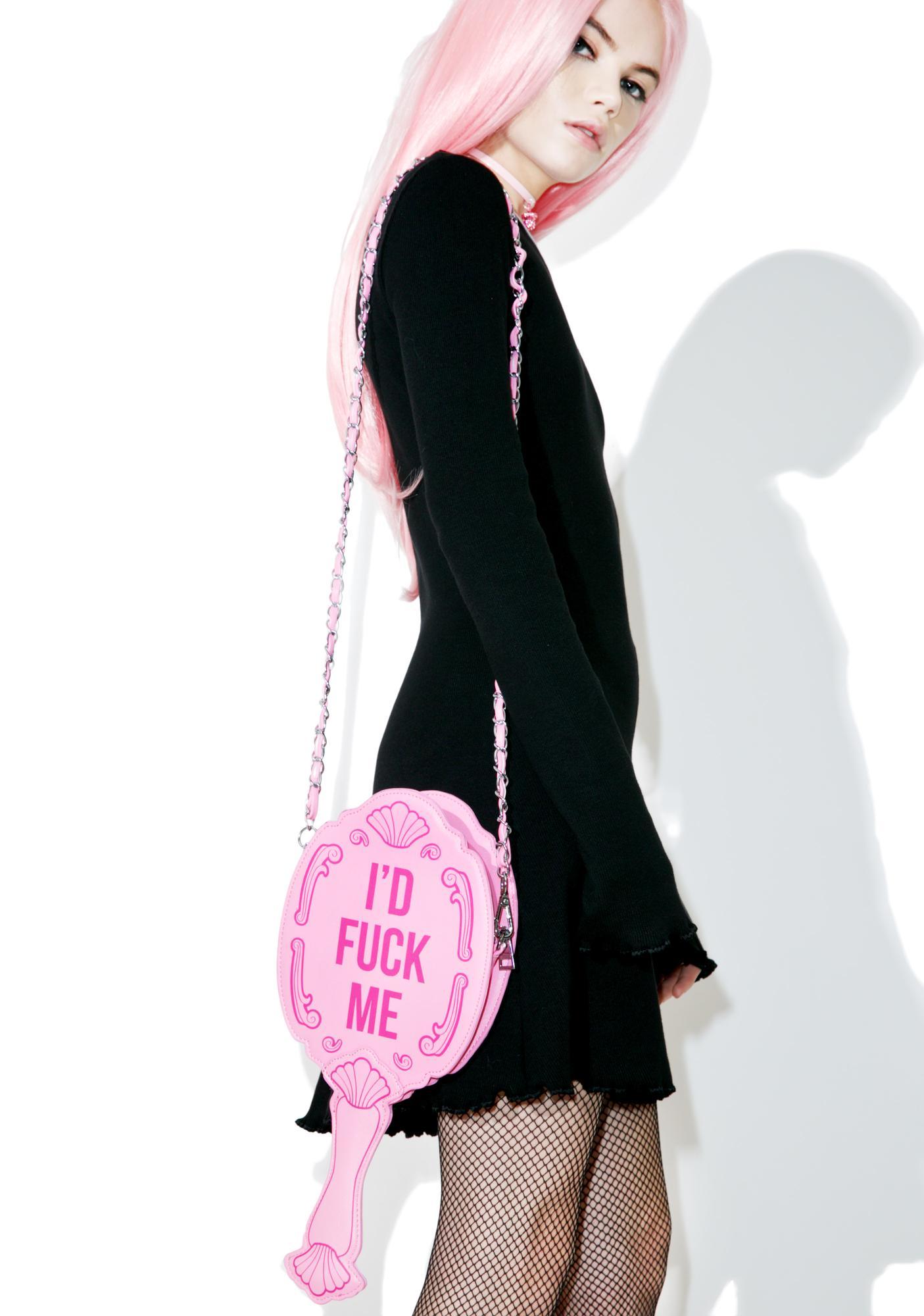 Sugar Thrillz Mirror Bag