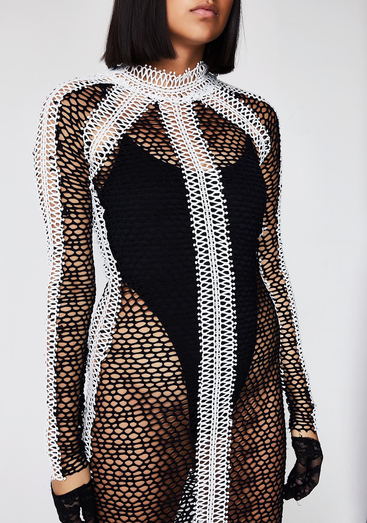 Kiki Riki Tell Me What U Want Dress
