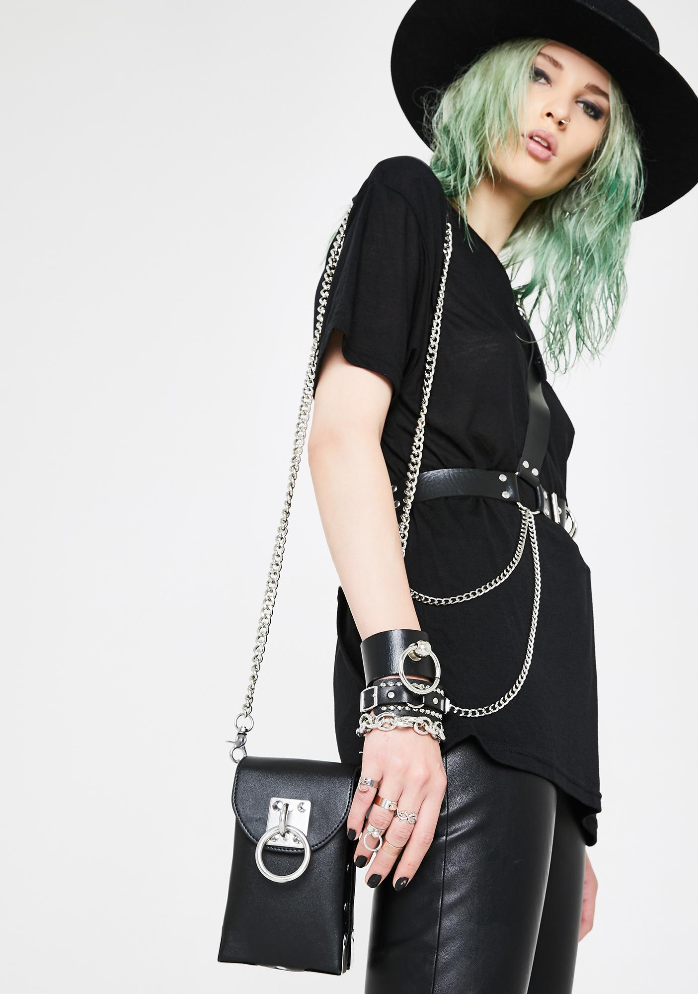 Current Mood Bad Impression Crossbody Bag