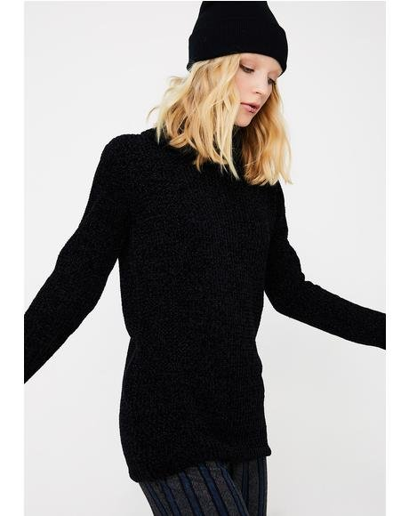 Forward Thinkin' Knit Sweater