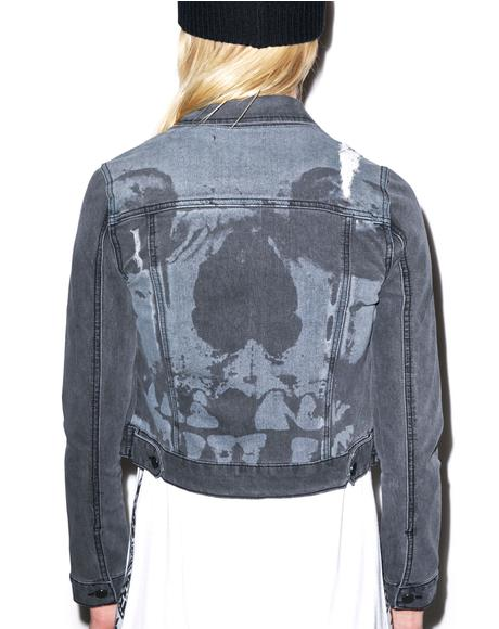 Loose Tooth Denim Jacket