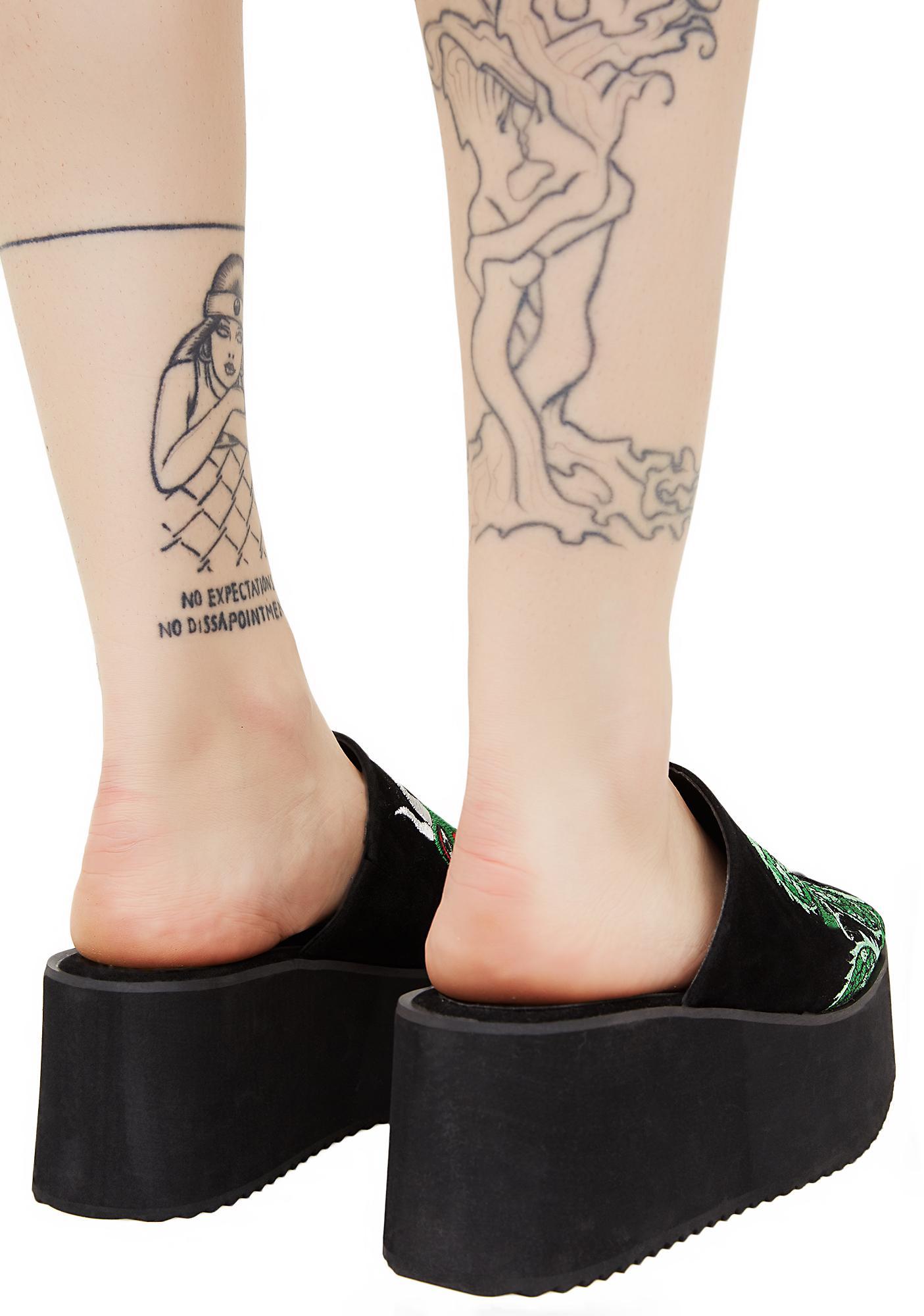 Y.R.U. Phat Dragon Slides