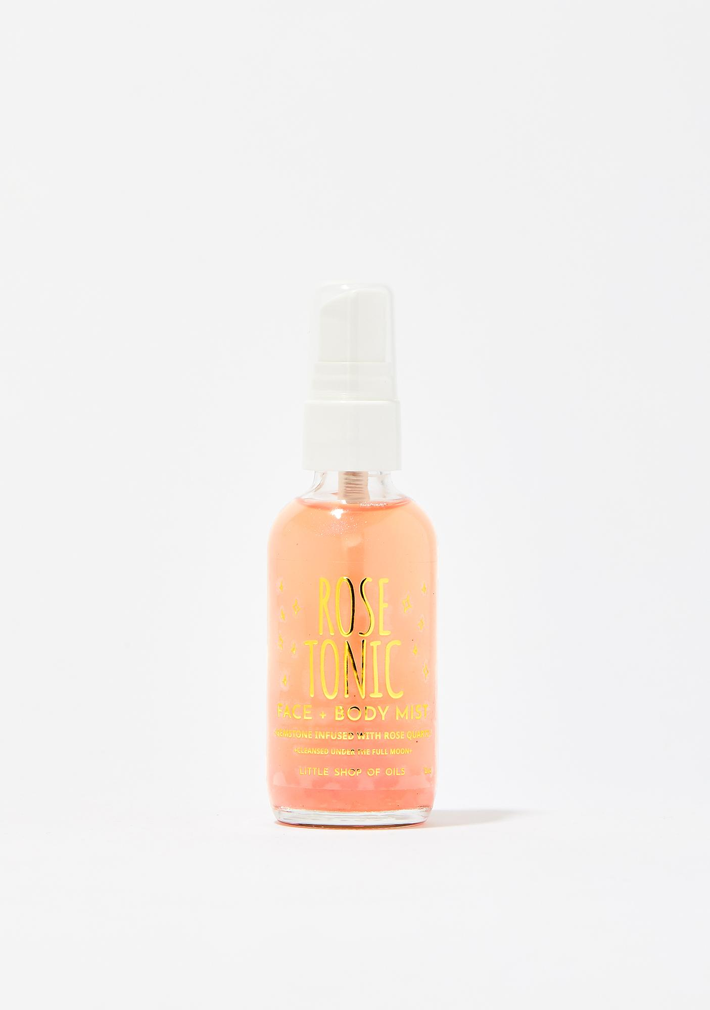 Little Shop of Oils Rose Tonic Spray