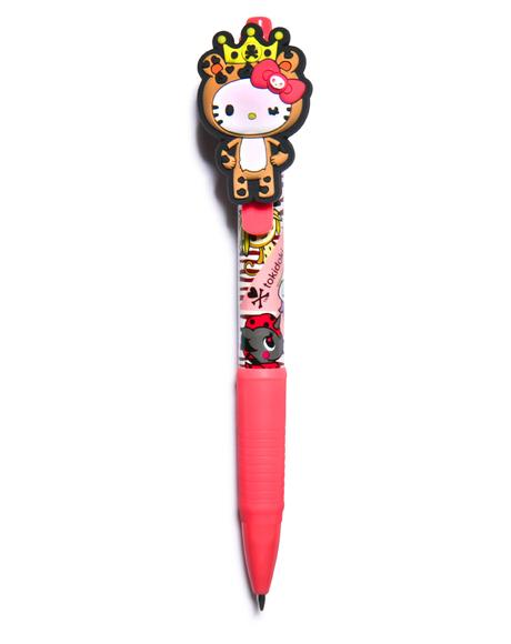 Tokidoki X Hello Kitty Summer Safari Ballpoint Pen