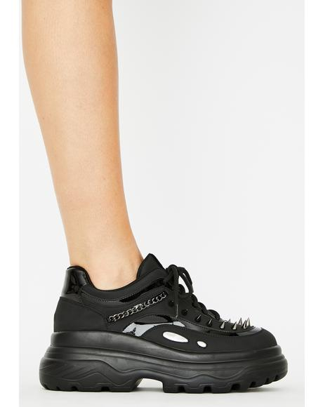 Bane Platform Sneakers