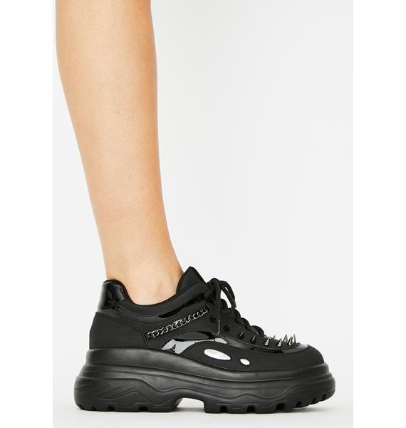 Koi Footwear Bane Platform Sneakers