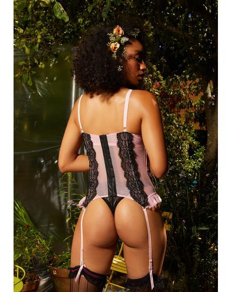 Boundless Beauty Lace Lingerie Set