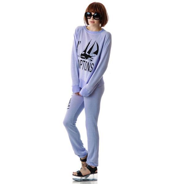 Wildfox Couture J'adore Hamptons Nantucket Jumper