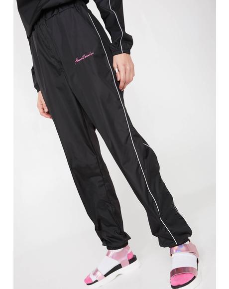 Heartbreaker Nylon Track Pants