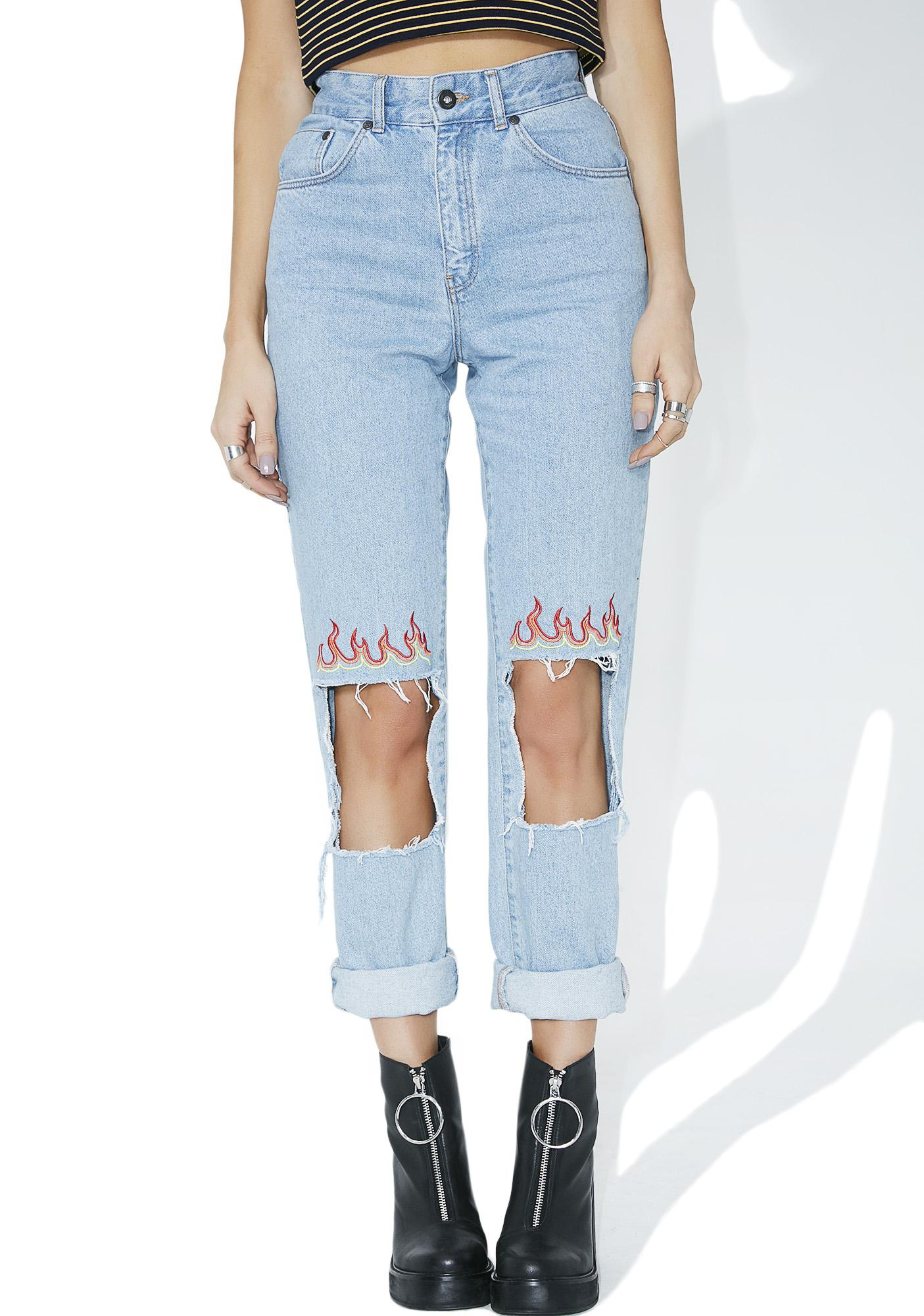 The Ragged Priest Blaze Jeans