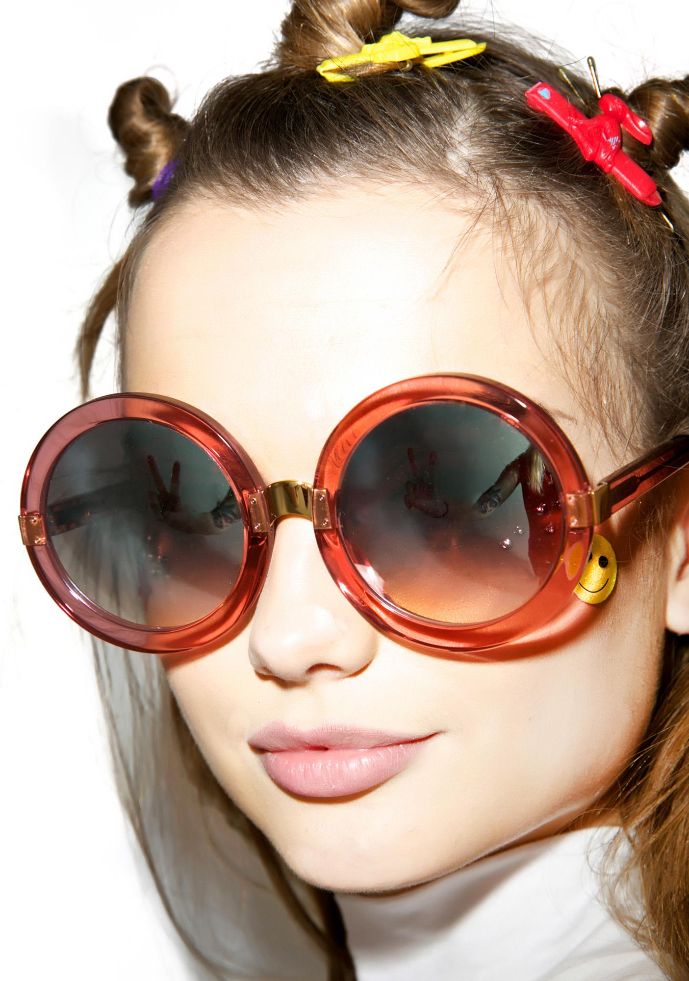 11139662db Wildfox Couture Malibu BB Sunglasses
